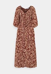Lily & Lionel - KATHERINE DRESS - Denní šaty -  mahogony - 5