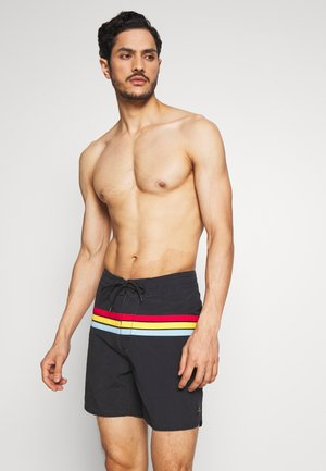 CLAWS BOARDSHORT - Uimashortsit - black