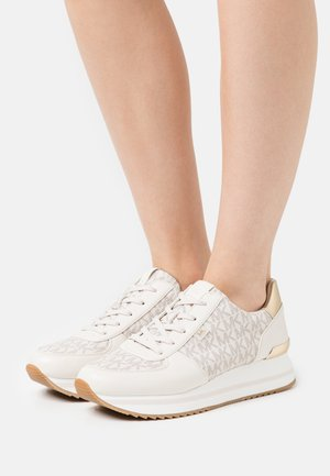 MONIQUE - Sneakers laag - cream