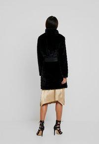 Anna Field - Classic coat - black - 2