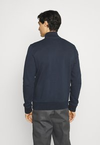 Marc O'Polo - JACKET - Zip-up hoodie - total eclipse - 2