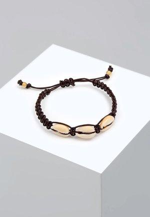 SHELL - Bracelet - black-coloured