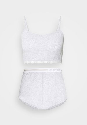 WHISPER SET - Pyjamas - grey