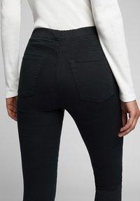 edc by Esprit - Slim fit jeans - black - 4