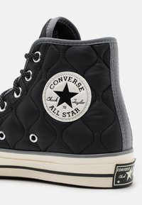 Converse - CHUCK TAYLOR ALL STAR 70 UNISEX - High-top trainers - black/limestone grey/egret - 5