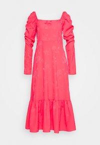 Cras - LISECRAS DRESS - Sukienka letnia - paradise pink - 4