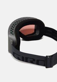 Giro - METHOD - Ski goggles - grey woodmark - 3
