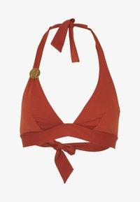 CARLO - Bikini top - orange