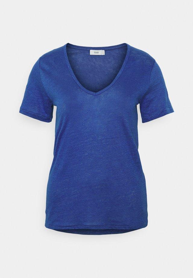 WOMENS DELETION LIST - T-shirts - cobalt blue