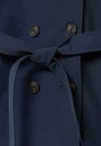 Mango - Trenchcoat - dunkles marineblau - 3