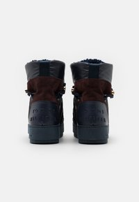 Tommy Hilfiger - Lace-up ankle boots - desert sky - 3