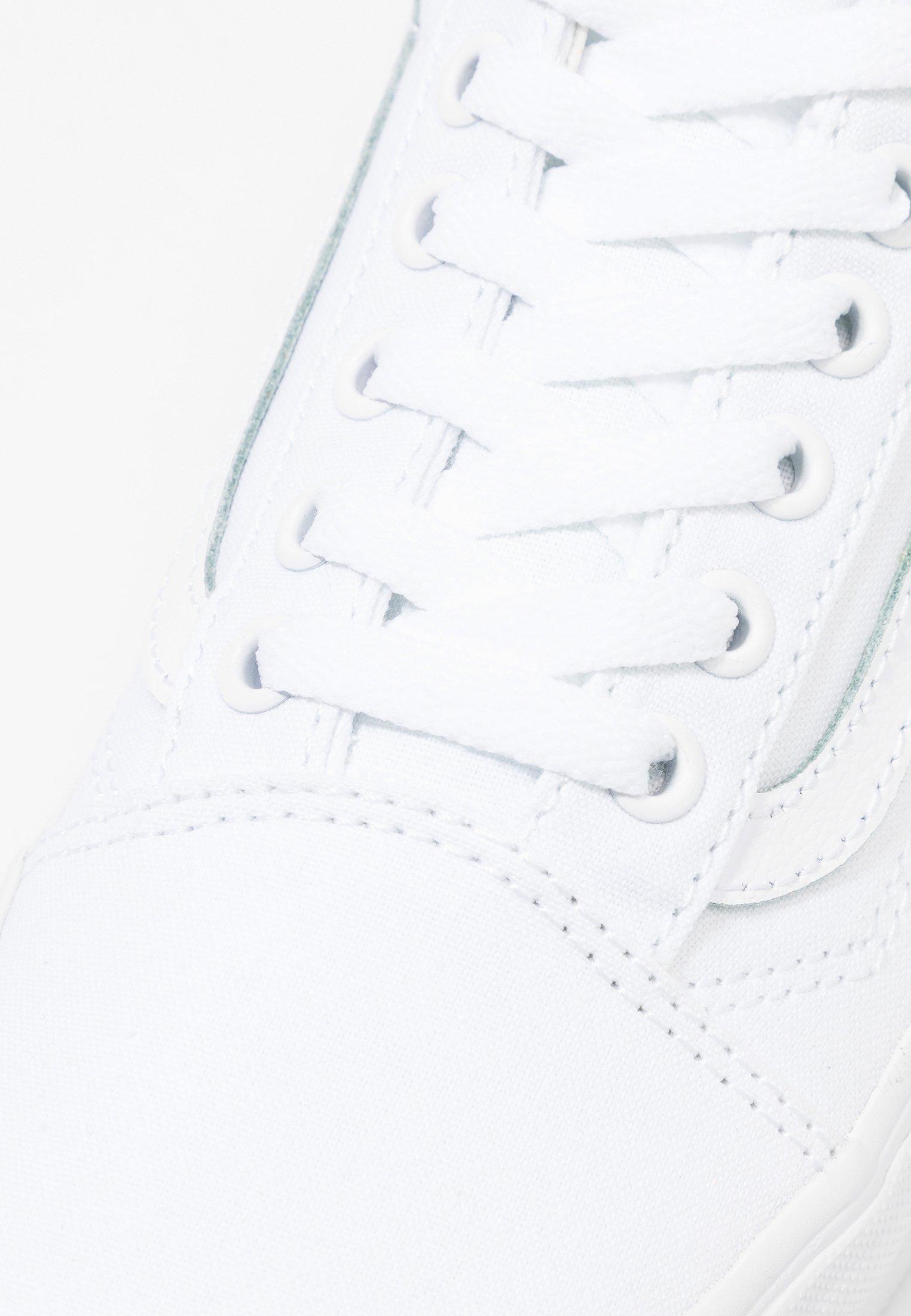 OLD SKOOL PLATFORM Sneaker low true white