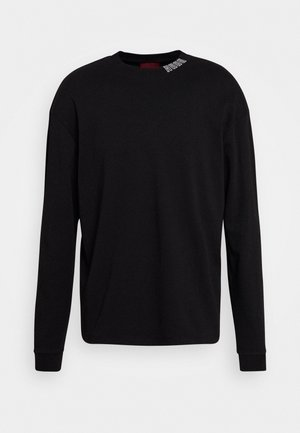 DOTCH - Langarmshirt - black