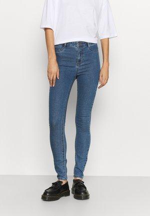 ONLF HIGHMAX  - Jeans Skinny Fit - medium blue denim