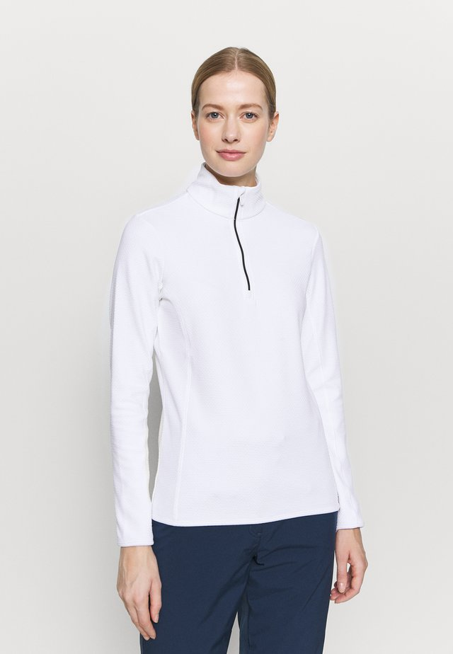 WOMAN - Sports shirt - bianco