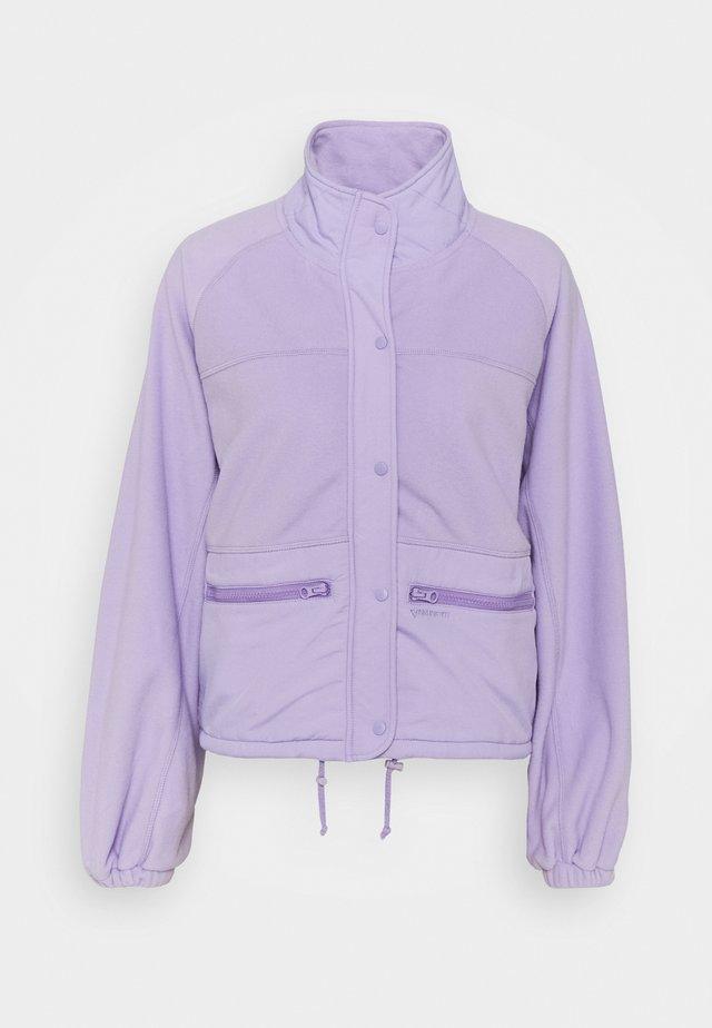 MARAU WOMEN  - Fleece jacket - lavender