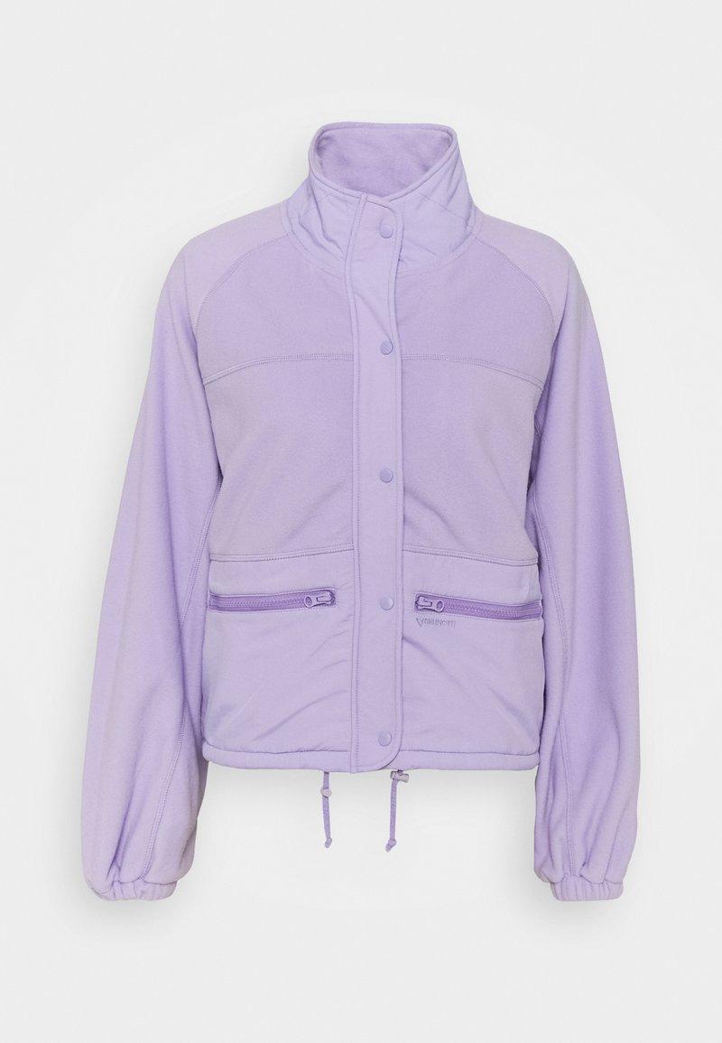 Brunotti - MARAU WOMEN  - Fleece jacket - lavender