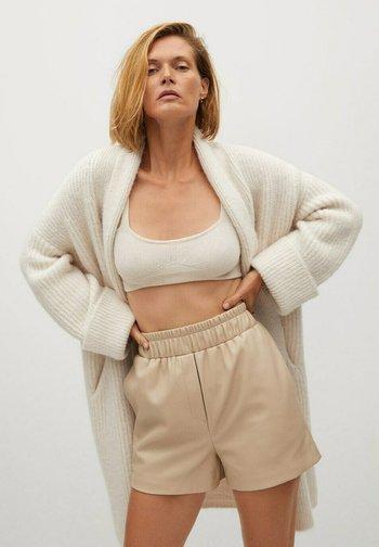 SHORTY-I - Shorts - beige