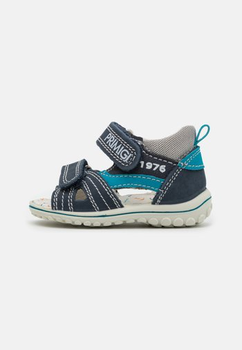 Sandals - azzurro/blu