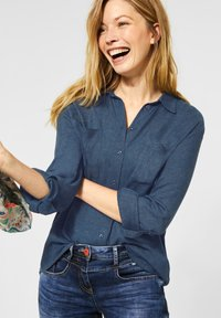 Cecil - Button-down blouse - blau - 0