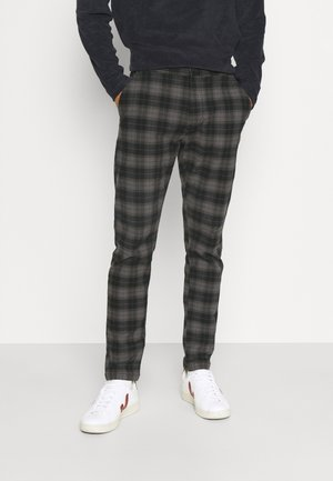 BOOKER - Trousers - black