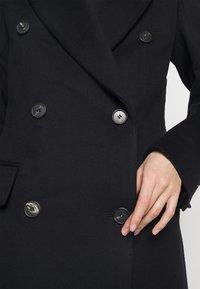 Victoria Beckham - DOUBLE BREASTED TAILORED COAT - Klasický kabát - navy - 7