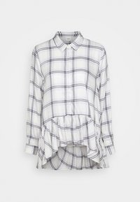 JDYSTAY HIGH LOW - Button-down blouse - pastel lilac