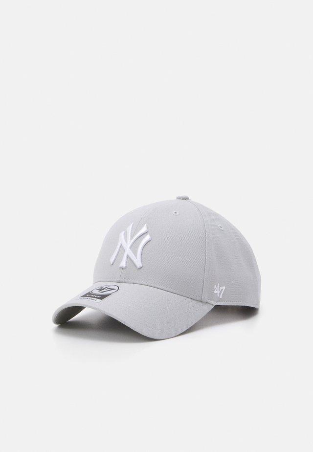 NEW YORK YANKEES SNAPBACK UNISEX - Cap - grey