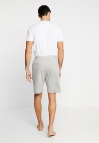 Tommy Hilfiger - SHORT - Pyjama bottoms - grey - 2