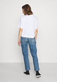 American Eagle - 90'S BOYFRIEND - Relaxed fit jeans - blue denim - 2