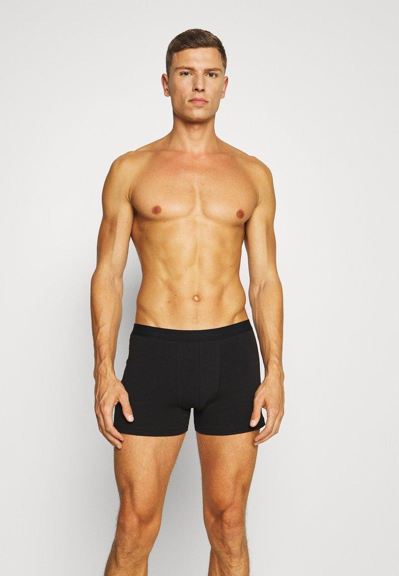 Pier One - 2 PACK - Panties - black
