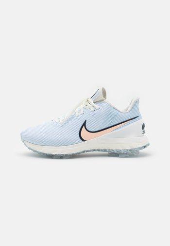 PGA CHAMPIONSHIP AIR ZOOM INFINITY TOUR NRG P21 - Zapatos de golf - hydrogen blue/crimson tint/sail/obsidian