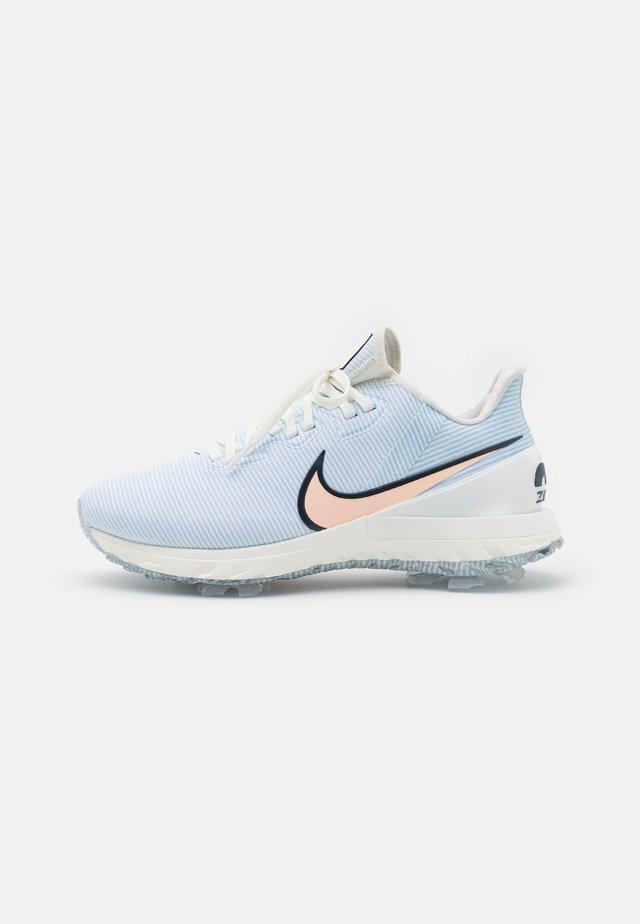PGA CHAMPIONSHIP AIR ZOOM INFINITY TOUR NRG P21 - Chaussures de golf - hydrogen blue/crimson tint/sail/obsidian