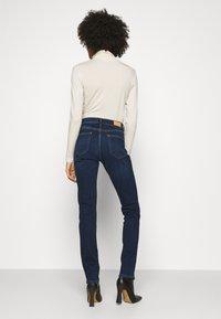 s.Oliver - LANG - Jeans slim fit - dark blue - 2