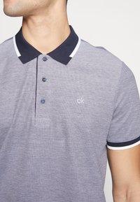 Calvin Klein - OXFORD - Polo shirt - blue - 4
