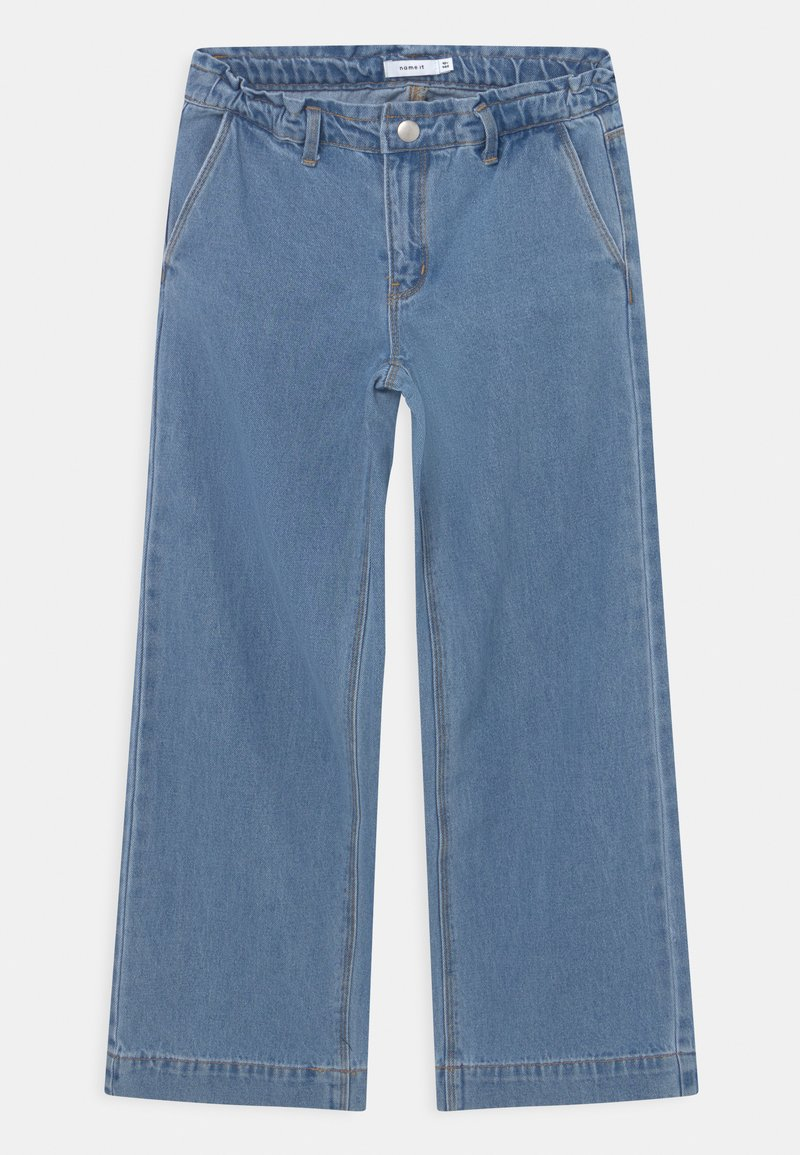 Name it - NKFIZZA - Jeans Bootcut - blue denim