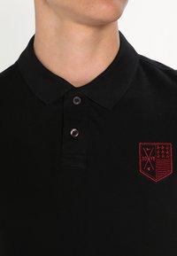 Pier One - Polo shirt - black - 3