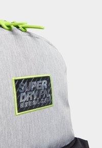 Superdry - HOLOGRAM MONTANA - Rucksack - grey marl - 5