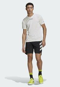 adidas Performance - TERREX PARLEY AGRAVIC TRAIL ALL-AROUND  - Basic T-shirt - white - 1