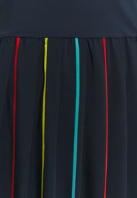 sergio tacchini - IRIS DRESS - Sports dress - navy/acid lime - 2