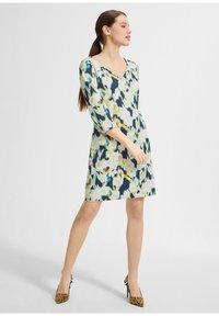 comma - Day dress - multi-coloured - 1