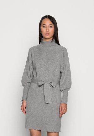 MALENE DRESS - Jumper dress - grau