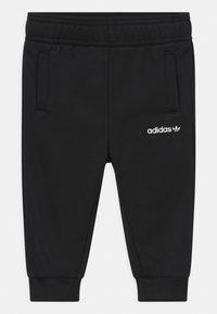 adidas Originals - TRACK ADICOLOR SET UNISEX - Träningsjacka - black - 2