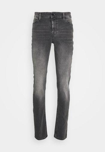 ONSLOOM SLIM ZIP SWEAT GREY  - Jeans slim fit - grey denim