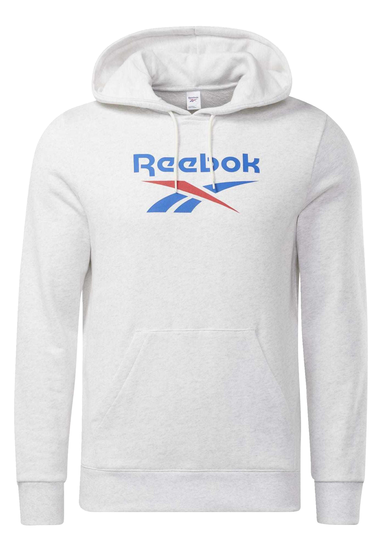 Reebok Classic CLASSICS VECTOR HOODIE - Hoodie - white