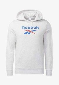 Reebok Classic - CLASSICS VECTOR HOODIE - Hoodie - white - 6