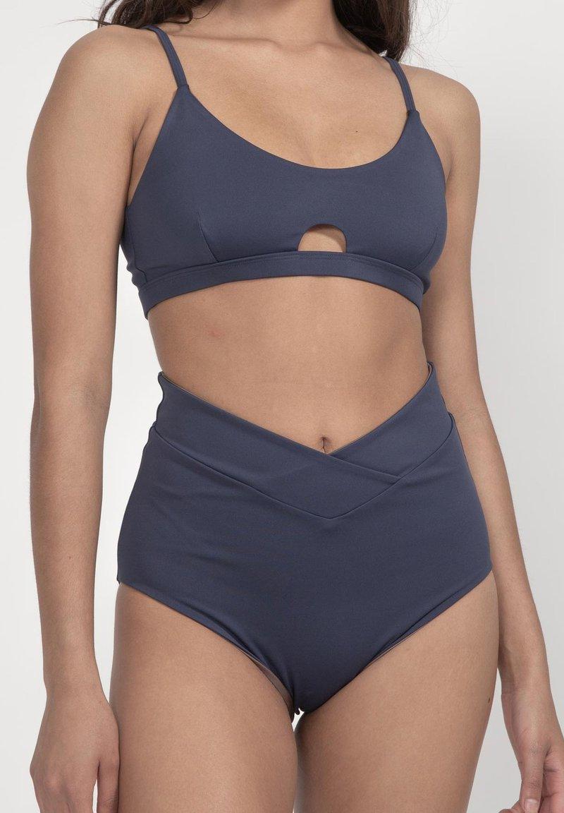boochen - Bikini bottoms - dunkelblau