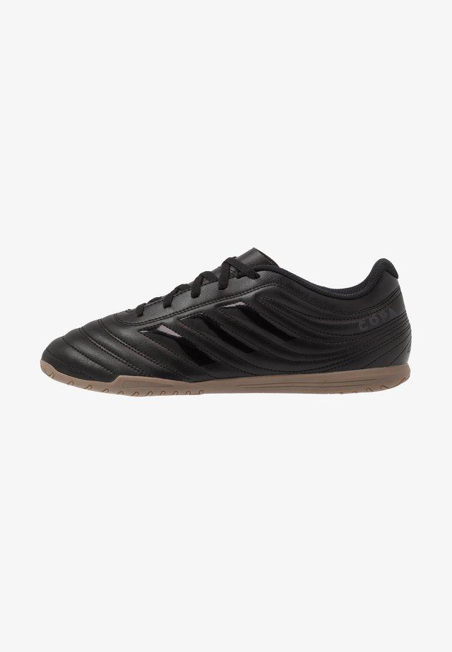 COPA 20.4 IN - Fußballschuh Halle - core black/solid grey