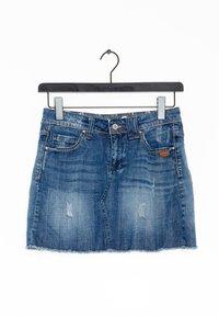 Gang - Spódnica jeansowa - blue - 0