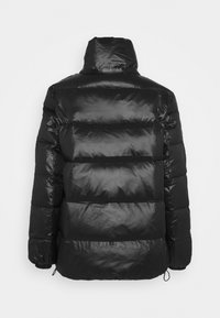 Mavi - HOODED JACKET - Down jacket - black - 2